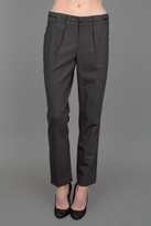 Chaiken Jackie Pants Olive