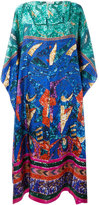 Pierre Louis Mascia Pierre-Louis Mascia patterned maxi dress