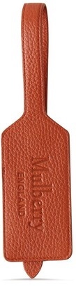 Mulberry New Luggage Tag Cloud Heavy Grain