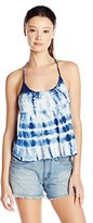 Volcom Women's Paint Box Tie Dye Cami with Cute Back Strap