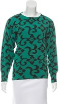 Christian Dior Wool Patterned Sweater