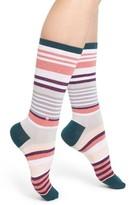 Stance Women's Stripe Blossom Socks
