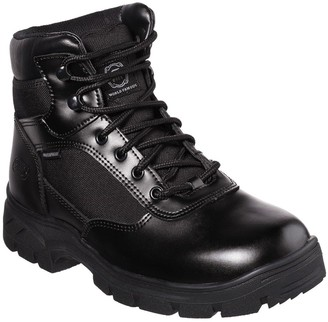 Skechers Relaxed Fit Wascana Lace Up Boot