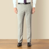 J By Jasper Conran Silver Tonic Tailored Fit Trouser