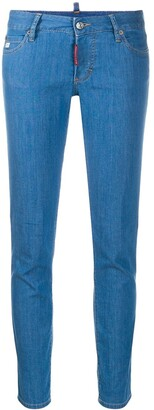 DSQUARED2 Jennifer skinny jeans