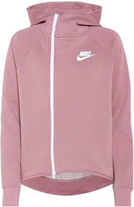 Nike Tech Fleece zipped hoodie