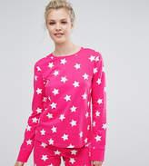 ASOS Tall ASOS TALL LOUNGE Star Sweatshirt