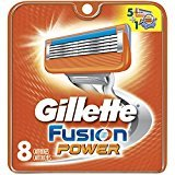 Gillette Fusion5 Men's Razor Blades - 8 Cartridge Refills (Packaging May Vary), Mens Razors / Blades