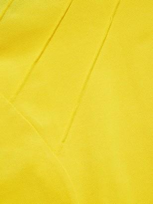 Joan Vass, Plus Size Stretch Pique Stitch Dress