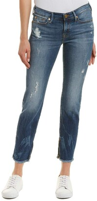 True Religion Women's Sara Cigarette Jean2