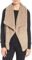 BB Dakota Albion Wubby Faux Fur Vest