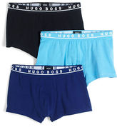BOSS Three-Pack Stretch-Cotton Boxers