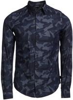 Armani Jeans Denim shirts