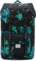 Herschel Little America Backpack in Black.