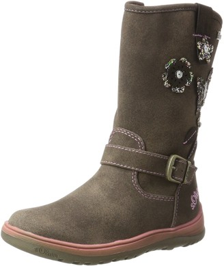 S'Oliver Girls' 36411 Boots