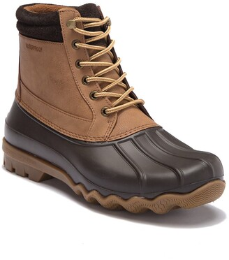 Sperry Brewster Waterproof Duck Boot