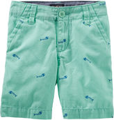 Osh Kosh Oshkosh Cotton Shorts - Preschool Boys 4-7