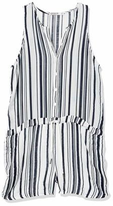Stateside Women's Stripe Romper