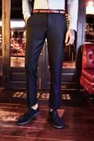 Boohoo Skinny Fit Tuxedo Trousers