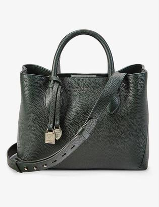 Aspinal of London Midi London leather tote bag