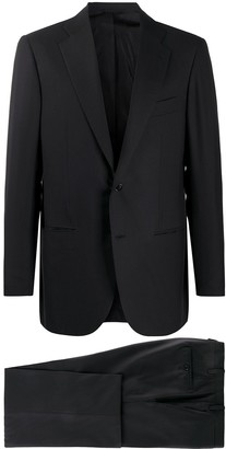 Kiton Slim Fit Two Piece Suit