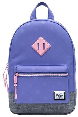 Herschel Kid's Heritage Crosshatch Backpack