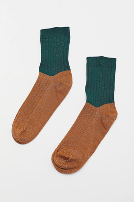 Tailored Union Colorblock Crew Sock