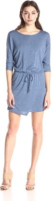 Splendid Women's Heathered Jersey Dress
