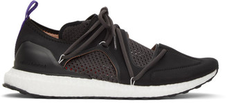 adidas by Stella McCartney Black Ultraboost T Sneakers