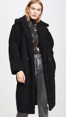 Apparis Daryna Faux Fur Coat
