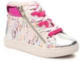 Steve Madden Sprtizr Girls Youth High-Top Sneaker