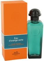 Hermes EAU D'ORANGE VERTE by Eau De Cologne Spray (3.4 oz)