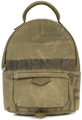 Readymade Army Style Mini Backpack