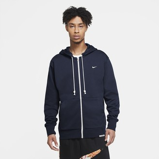 Nike Men's Full-Zip Basketball Hoodie Dri-FIT Standard Issue