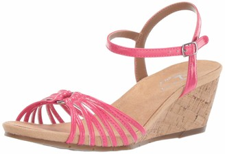 Aerosoles A2 Women's Fruit Cake Wedge Sandal