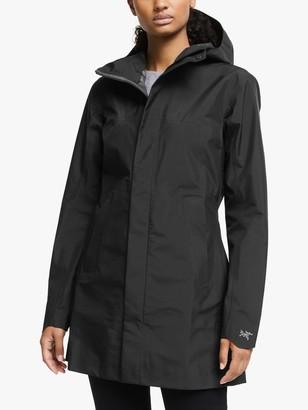 Arc'teryx Codetta Women's Waterproof Gore-Tex Jacket, Black