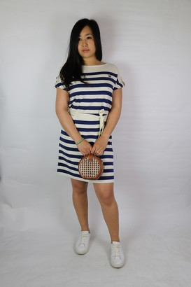 Armor Lux X Deauville Striped Dress - cotton | XS (0) | natural - Natural/Natural