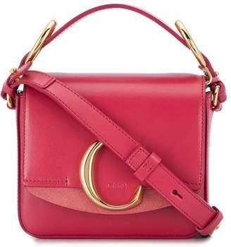 Chloé mini C crossbody bag