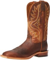Tony Lama Men's Worn Goat 7956 Western Boot,Tan,13 D US