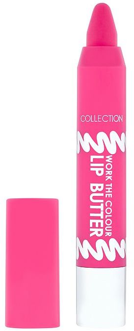 Collection 2000 Collection Work the Colour Lip Butter