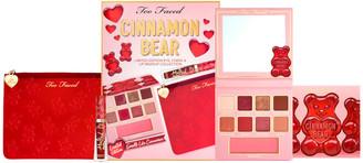 Too Faced Cinnamon Bear Eye, Cheek and Lip Makeup Collection