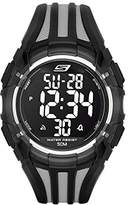 Skechers Men's SR1006 Digital Display Quartz Black Watch