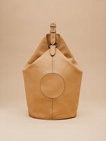 Diane von Furstenberg Leather Steamer Handbag