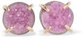 Melissa Joy Manning 14-Karat Gold Stone Earrings