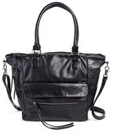 Mossimo Women's Triple Handle Tote Bag