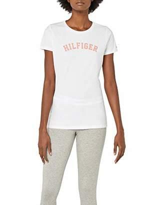 Tommy Hilfiger Women's SS Tee Print Pyjama Top