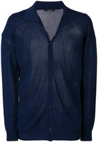 Roberto Collina buttoned cardigan - men - Cotton - 50