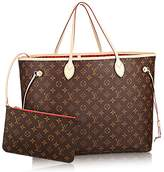 Louis Vuitton Authentic Neverfull GM Monogram Canvas Handbag Article:M41179