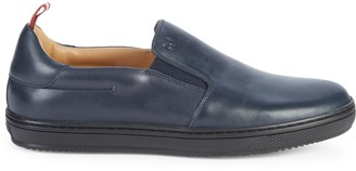 Bally Orniel Leather Sneakers