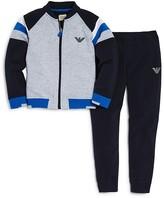 Giorgio Armani Boys' Track Suit - Sizes 4-16
